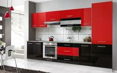 modern magasfényű konyhabutor - Google-keresés