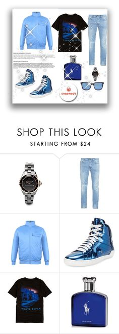 """Snap made 5"" by zbanapolyvore ❤ liked on Polyvore featuring Yves Saint Laurent, Bally, Ralph Lauren, 21 Men, men's fashion and menswear"