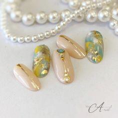 春/夏/海/ハンド/ワンカラー - SalonA_nailのネイルデザイン[No.2960804]|ネイルブック