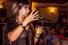 @Vanessa Barradas dirigió la cata cervecera en el salón