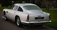 1961 Aston Martin DB4  - 1 of only 45 original left hand drive series II Aston Martin DB4's