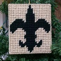 PATTERN for Plastic Canvas- Saints from Beachcomber Crafts