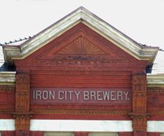 Iron City Brewery Pittsburgh, PA