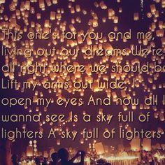Lighters ft. Bruno Mars