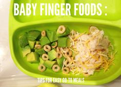 Baby Finger Food Toddler Meals, Kids Meals, Toddler Food, Baby Finger Foods,