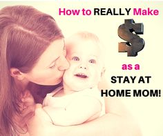 The struggle of wanting to be home with your kids and TRYING to find ways to make money can be frustrating. But you really CAN be home full-time making money. I've done it, and will show you how!
