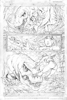 comic book pages layouts - Google Search