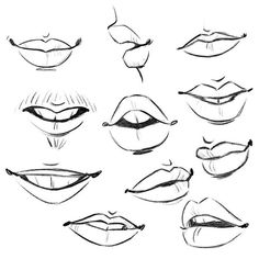 More lips  - Body Parts challenge day 27
