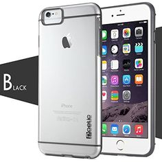 iPhone 6 Case - Poetic iPhone 6 Case [Atmosphere Series] - [Lightweight] [Slim-Fit] Slim-Fit Tranparent Hybrid Case for Apple iPhone 6 4.7 Clear/Gray (3 Year Manufacturer Warranty From Poetic) Poetic http://www.amazon.com/dp/B00MEVMVCS/ref=cm_sw_r_pi_dp_Wq2dvb17D4JAY