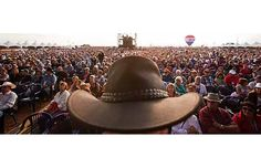 The second day of the Big Valley Jamboree sold out with an attendance of 25,000.