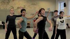 Werkstatt der Kreativität VII  Die Ballettschule des Hamburg Ballett John Neumeier am Ernst Deutsch Theater (2016)  From: Hamburg Ballett - John Neumeier  #Theaterkompass #TV #Video #Vorschau #Trailer #Tanztheater #Ballett #Clips #Trailershow