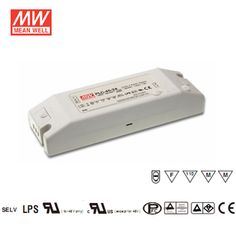Mean Well PLN-30-24 Single Output LED Driver Power Supply Ballast 24V 1.2A 30W