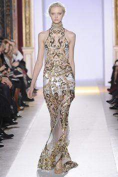 Zuhair Murad Spring Couture 2013 - Slideshow - Runway, Fashion Week, Reviews and Slideshows - WWD.com