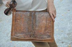 Croc Bag | Style Letter