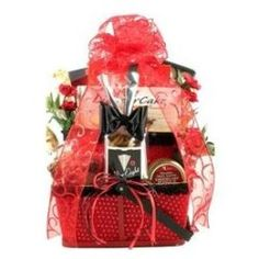 Gift Basket Village VaDaFoHi-2012 Valentines Day Gift Basket For Him
