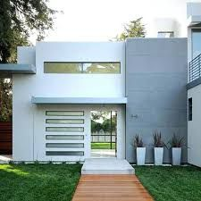 Image result for modern minimalist facade of houses