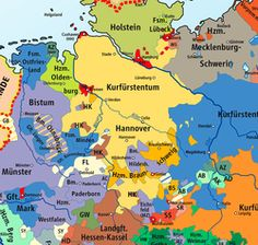 Jever in Oldenburg in Lower Saxony in District Friesland of Germany. Oldenburg, Uk History, European History, Spain Pilgrimage, First French Empire, King George I, Grand Duc, Germany Poland, Lower Saxony
