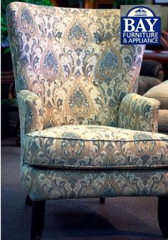 This Chair Is Calling Your Name Indulge Yourself In A Finely Crafted Made Wingback