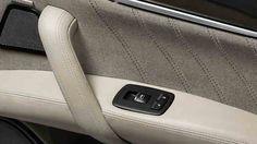 Maserati Quattroporte Ermenegildo Zegna: custom stitching