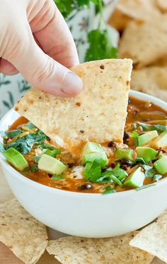 Make shortcut taco soup out of the remnants of your family's taco night. | 21 Recipes That Will Completely Transform Boring Leftovers