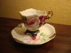 Beautifully Detailed Tea Set