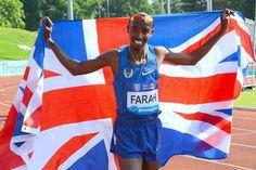 Olimpiadi Rio 2016, Atletica : Mo Farah è il Re del fondo! Trionfa sui 5000m