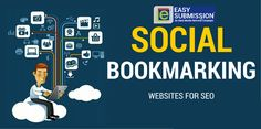 Hire our highest-quality #Social #Bookmarking #Service to improve the visibility, traffic and sales of your website. Browse our websites and choose from the different social bookmarking packages we offer to you