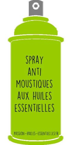 spray répulsif moustiques naturel