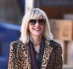 Cate Blanchett redefine o western em personagem do filme Ocean's 8 Cate Blanchett, Ocean's Eight, Oceans 8, Middle Aged Women, Nicole Richie, Sandra Bullock, Woman Crush, Gwen Stefani, Girl Crushes