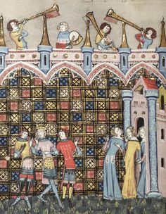 Bodleian Library MS. Bodl. 264, The Romance of Alexander in French verse, 1338-44; 144v