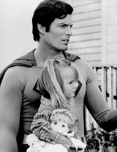 The original superman. Christopher Reeve...a man with a super film role, heart, and story. The man was a super legend.