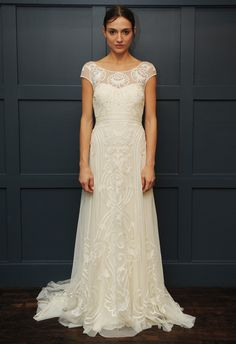 Temperley Bridal Wedding Dresses Winter 2015 | Kurt Wilberding | blog.theknot.com