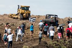 #SPG Oil pipeline construction halted after Native American protests