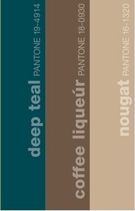 Teal and Coffee Brown...Sunny, I think this could be great.  Especially if the guys were in this brown?