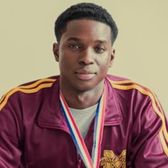 """Kedar Williams-Stirling (age was born on December 1994 in London, United Kingdom. Kedar Williams-Stirling is best known for his role of """"Tom Okanawe"""" Swimming Champions, Jackson, Drama Free, Black Actors, I Have A Crush, K Idol, Height And Weight, Stirling, Hollywood"""