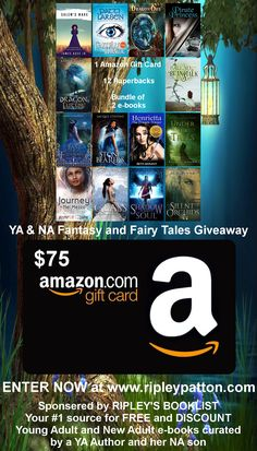 Another fun YA & NA Fantasy and Fairytale Giveaway! I'll be giving away a signed paperback copy of Henrietta The Dragon Slayer, the first book in my YA fantasy trilogy. Check out all the …