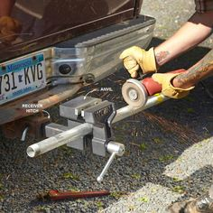 A Vise for Your Pickup