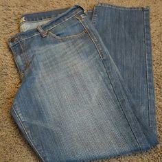 Diva skinny jeans Ankle length skinny denim 18 x 28 inseam Old Navy Jeans Skinny