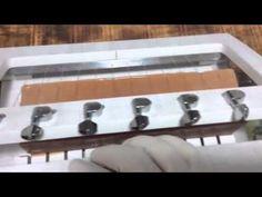 Corte de uma barra de sabão - YouTube