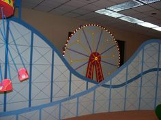Vbs Roller Coaster Decorations | roller coaster repinned from vbs decorations by life community vbs