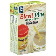 BLEVIT Plus Papilla ColaCao Efecto Bífidus 600g.