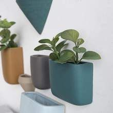 kitchen decoration – Home Decorating Ideas Kitchen and room Designs Ceramic Wall Planters, Planter Pots, Container Plants, Container Gardening, Gift For Architect, Brown Cups, Soothing Colors, Modern Ceramics, Planting Succulents