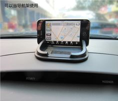 News from on our store Universal Silicon...  Find it here  http://www.yabizy.com/products/universal-silicone-rubber-skidproof-multi-mobil-phone-holder-car-anti-slip-pad-mat-cool-gadgets-for-gps-mp3 ......Free shipping worldwide.