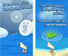 Flowy uses a simple game to combat panic attacks. Anxiety Panic Attacks, Reduce Stress, Health Care, Innovation, App, Feelings, Simple, Apps, Health