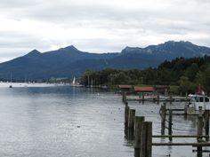 Austria...Lake Chiemsee