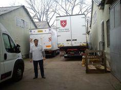 Az Ordo Hungariae a mai napon adományként átadott a Magyar Máltai Szeretetszolgálat részére több raklap ásványvizet, és gyógyteákat.
