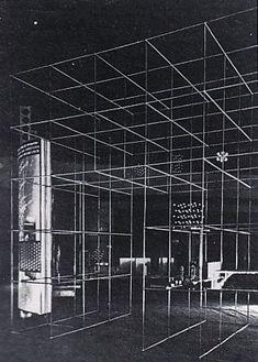 Walter Gropius, Joost Schmidt | Exhibition of Non-ferrous Metals | 1934