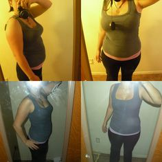 Jillian Michaels 30 day shred before and after weight loss