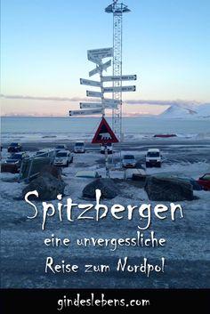 Spitzbergen - eine unvergessliche Reise zum Nordpol.