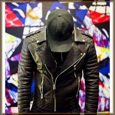 Brand New Men's Genuine Lambskin Leather Motorcycle Jacket Slim fit Biker Jacket Leather Jacket Outfits, Lambskin Leather Jacket, Biker Leather, Leather Jackets, Motorcycle Style, Motorcycle Jacket, Motorcycle Fashion, Riders Jacket, Men's Jacket